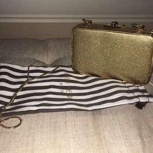 Henri Bendel Party Started Box Purse